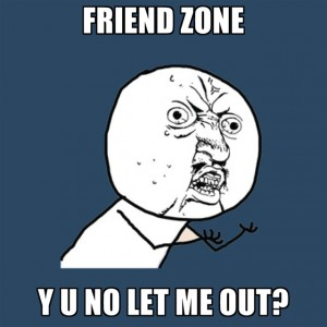 GutsyGeek Avoid The Friend Zone