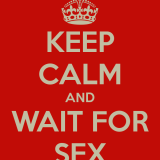 Should I wait for sex?