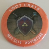 Loot Crate Review and Giveaway