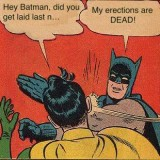 Do Superheroes Have Erection Problems?